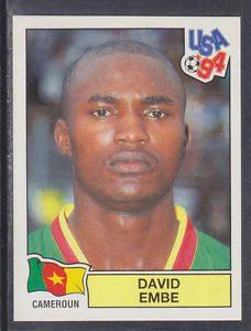 David Embe
