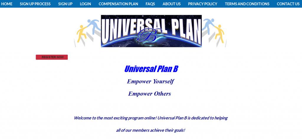Universal Plan B